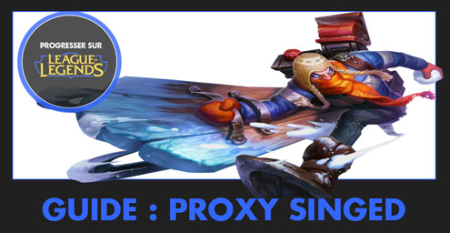 proxy singed